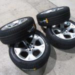 X1 E84 18i S-Drive Xライン タイヤ交換