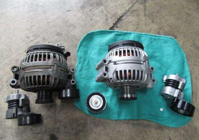 3シリーズ E46 318iツーリング 修理