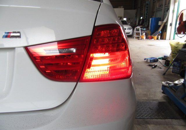 3シリーズ E90 320iMスポーツ 修理とメンテナンス