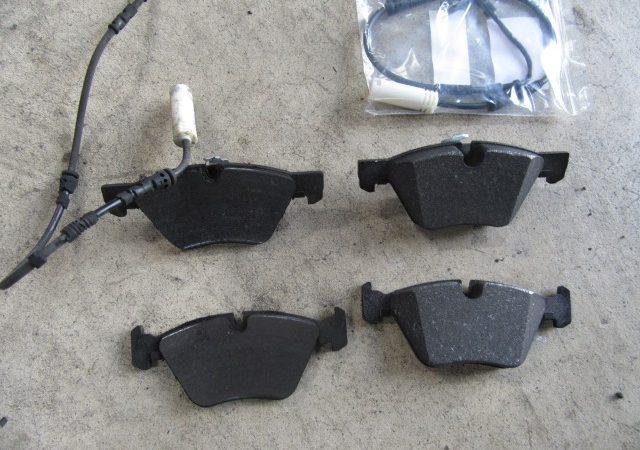 3シリーズ E91 320iツーリング ブレーキパッド交換