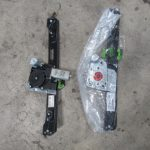 1シリーズ E87 116i 右リアパワーウインドーレギュレータ交換