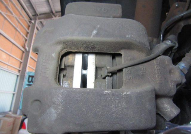 3シリーズ F30 320dラグジュアリー納車点検
