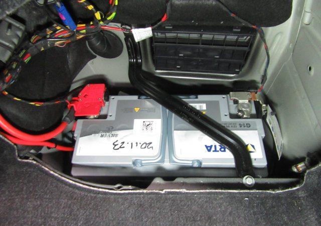 3シリーズ F30 320dラグジュアリー納車点検整備