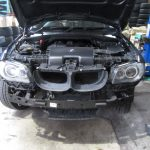 1シリーズ E87 120i事故修理