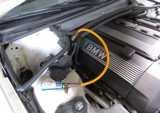 3シリーズ E46 330CiMスポーツ 修理とメンテナンス