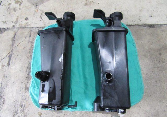 3シリーズ E46 318ti冷却水漏れ
