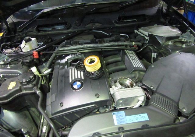 3シリーズ E90 325iMスポーツ 車検