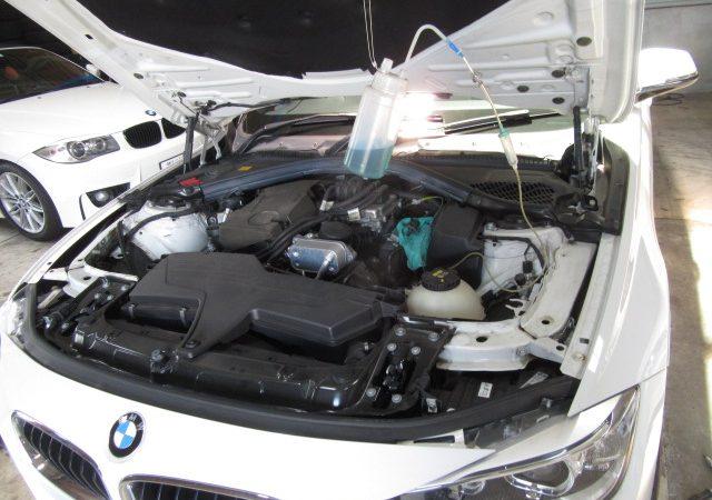 3シリーズ F30 320iMスポーツ 車検