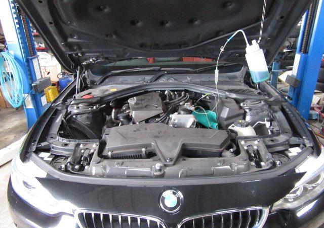 4シリーズ F36 420iグランクーペMスポーツ 車検